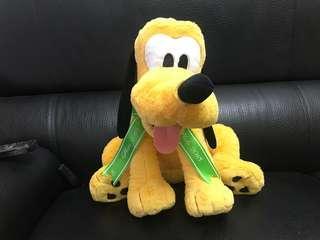 Pluto 布魯托大毛公仔 (情人節促銷)