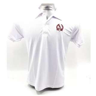 Army Officer Cadet (OCS) White Polo Admin Shirt (2019)