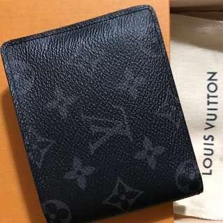 LV 銀包 Louis Vuitton Monogram Wallet