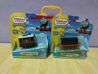 Thomas and Friends light and sound
