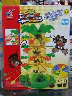Monkey Tumbling Game Activate Toys
