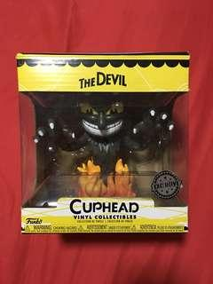 Funko Vinyl Figure: Cuphead - The Devil Collectible Figure - Exclusive :)