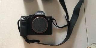 Sony A7ii A7 mark 2 body tip top condition