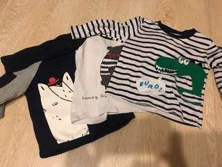 🚚 Baby Clothes - Long sleeve 18-24 months