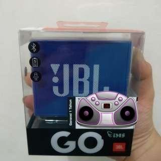 [BNIB] JBL Go Portable Bluetooth Speaker