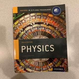 IB Physics textbook