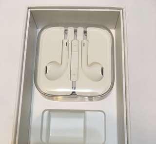 🚚 全新 原廠 耳機 apple EarPods