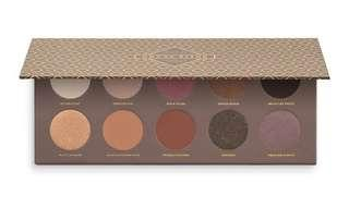 ZOEVA —> cocoa blend eyeshadow palette