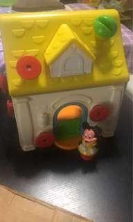 Disney Mickey's Build A House