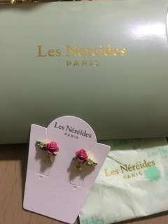 Les Nereides Earrings 耳環
