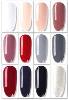 🚚 Express gel manicure