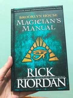 🚚 Magician's Manual