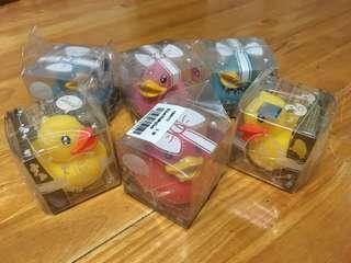 正品 B duck浮鴨6只