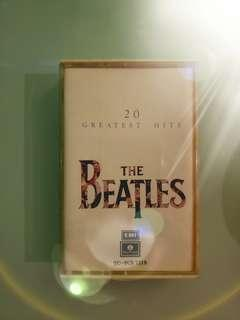 The Beatles Greatest Hits Cassette