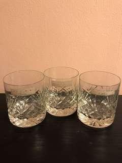 Johnny Walker Classic Whiskey Glasses