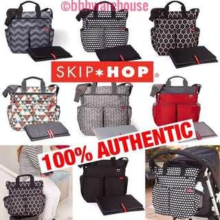 🚚 Quality STYLISH Durable Multi-purpose functional bag suitable to put laptop and as a STYLISH diaper bag by Skip Hop