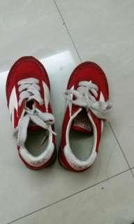 🚚 二手,紅色運動鞋
