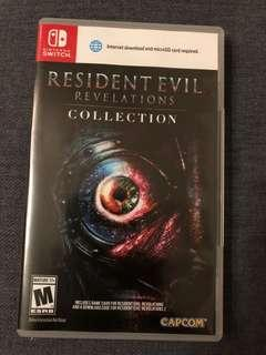 Switch Resident Evil / Biohazard Revelations