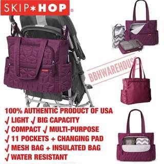 🚚 Skip Hop Forma Tote - Baby diaper bag - Maternity bag