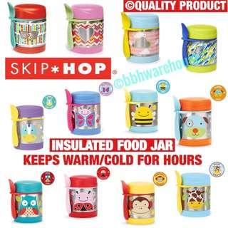 🚚 Insulated Thermal Food Jar container baby food toddlers lunch box insulation keep warm by Skip Hop