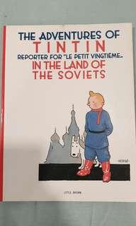 The Adventures of Tintin  #MFEB20
