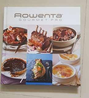 Rowenta full colour cookbook