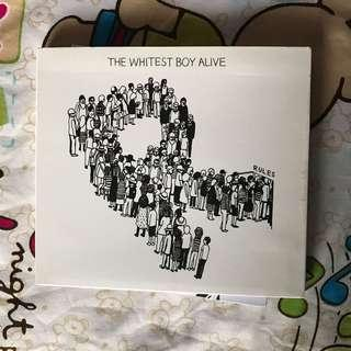 the whitest boy alive Rules CD