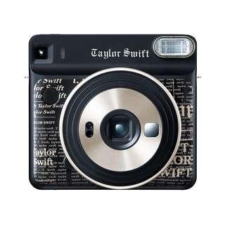 全新未拆盒!送簽名相紙!Fujifilm instax SQUARE6 camera Taylor Swift Edition