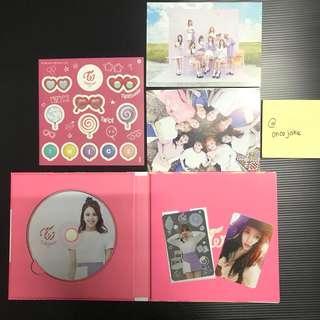 Twice Album TT
