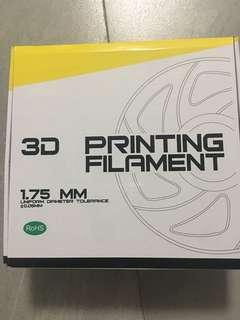 3D printing filament ABS - Black 1.75MM