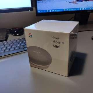 BNIB Google Home Mini