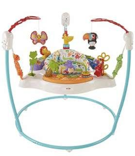 🚚 Fisher Price Jumperoo Animal Activity