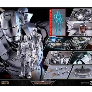 Hot Toys Ironman Mark 2 Special Edition