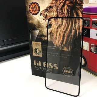 全屏包邊鋼化玻璃螢幕保護貼Mon貼 iPhone X Xs Max XR 6 7 8 plus 另有防藍光 防偷窺