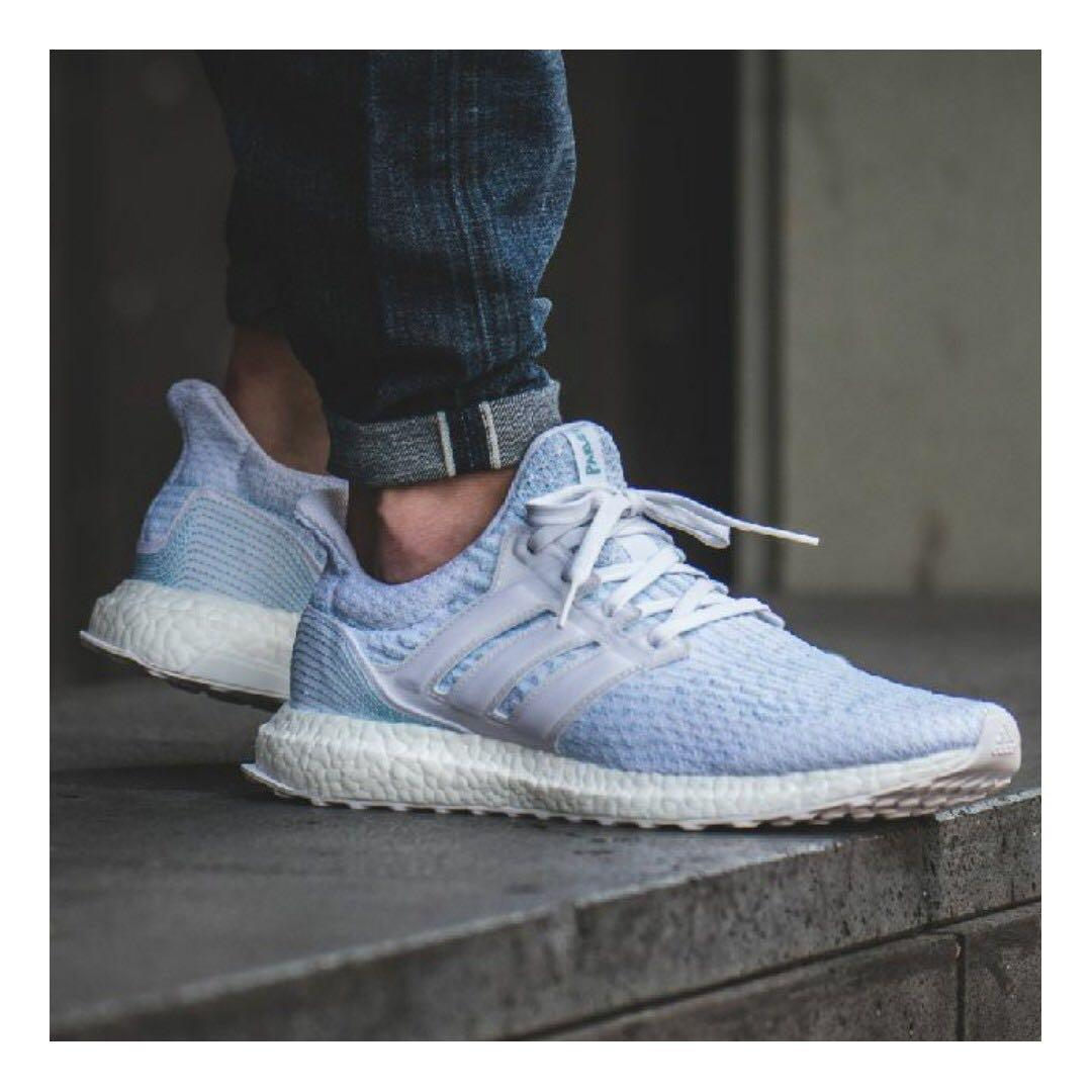 f9b76b5475645 Adidas Ultra Boost 3.0 Parley Coral Bleaching on Carousell