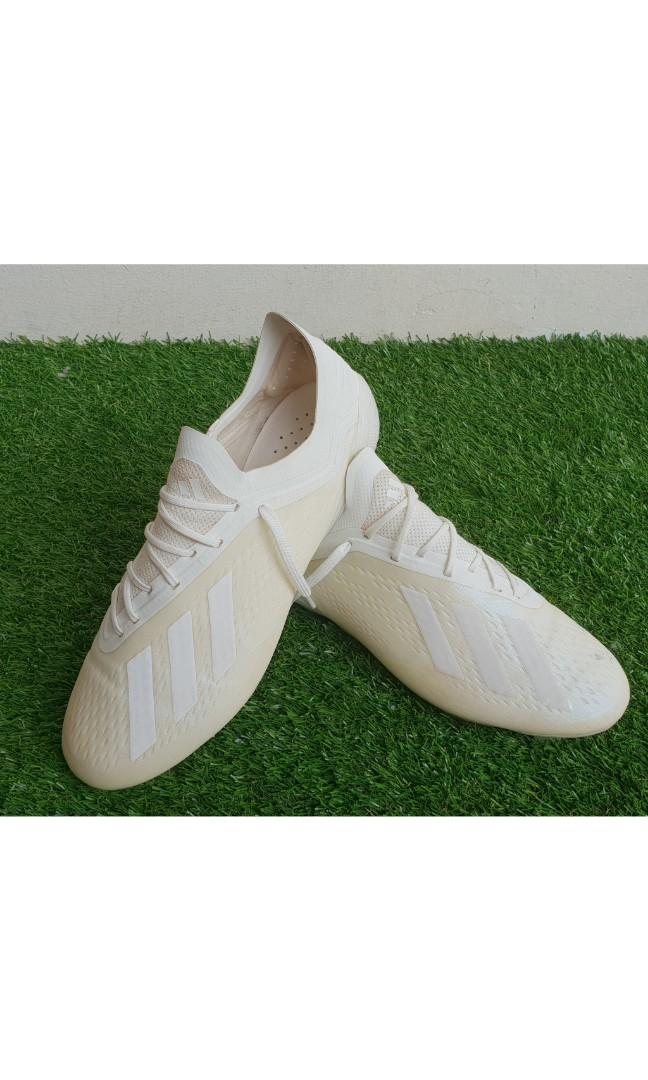 new product 0f02a 136b8 Adidas X 18.1 Spectral Mode boots, Sports, Sports Apparel on ...