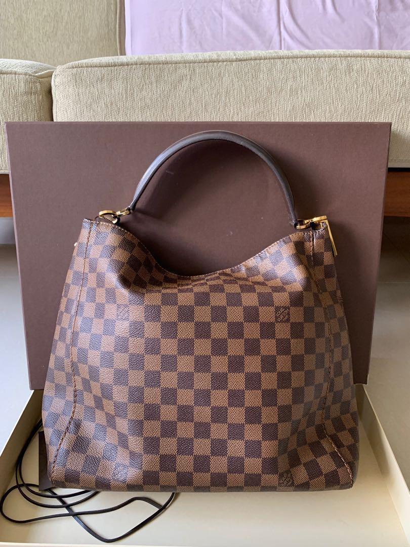 57ca24147106 Authentic Louis Vuitton LV Portobello PM