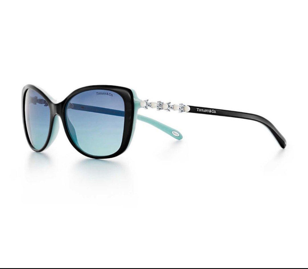 3db994f031b Authentic Tiffany Sunglasses (beautiful crystals) 4103BF 80559S ...