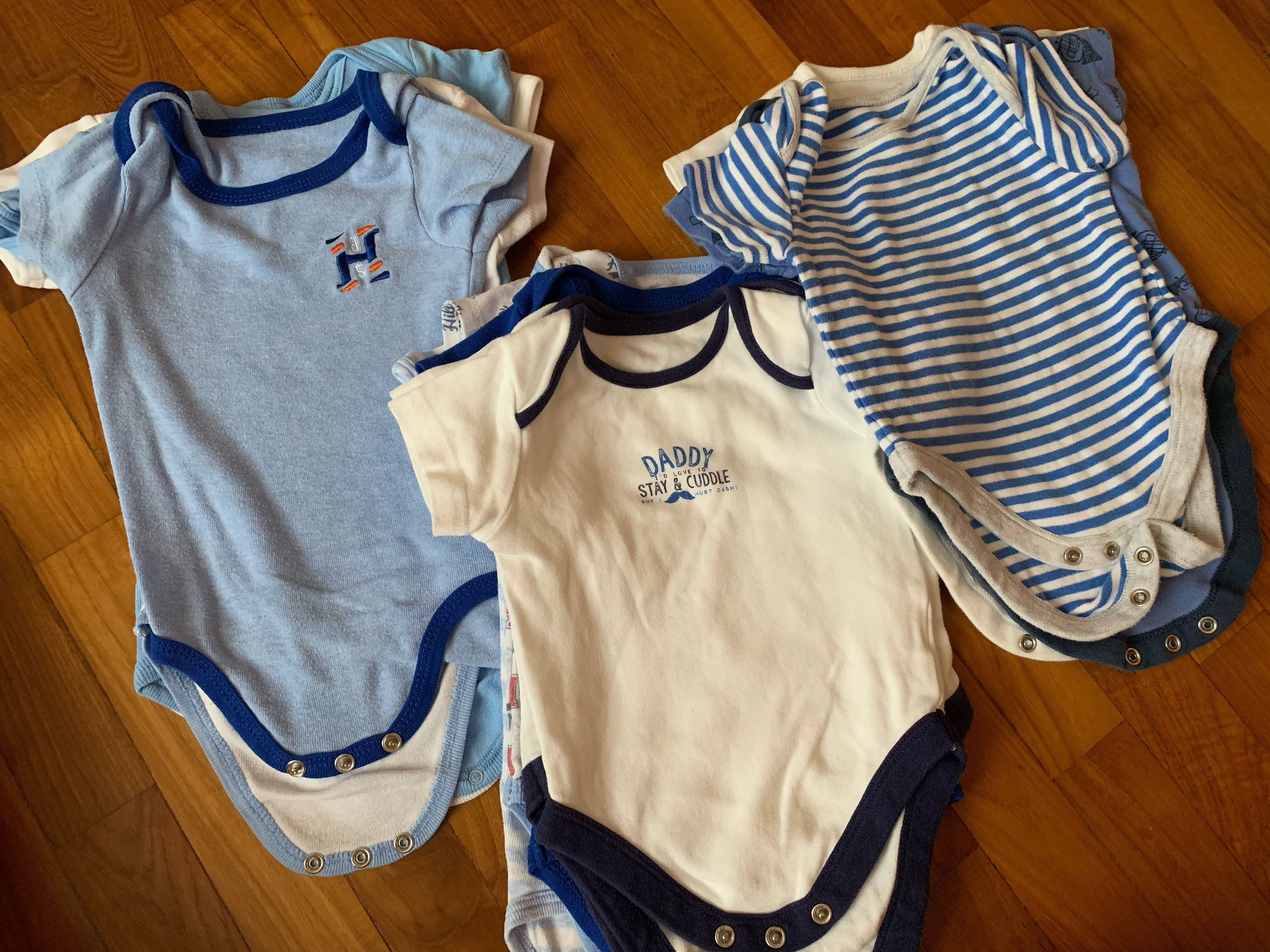 24e8ad3d9 Baby Boy Clothes Bundle, Babies & Kids, Babies Apparel on Carousell