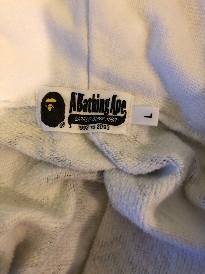 5e19ca70 Bape Keith Haring shark hoodie, Men's Fashion, Clothes, Tops on ...