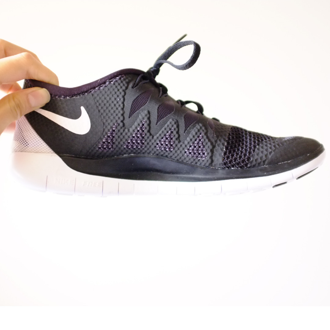 check out e69ea e1aca Brand New Black NIKE Women's Free 5.0 TR Fit 5 Training Shoe, Size 8 ...