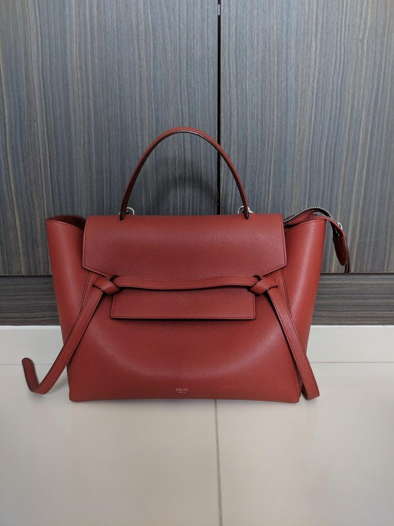 Celine Belt Bag Micro Size Luxury Bags Wallets Handbags On Carousell