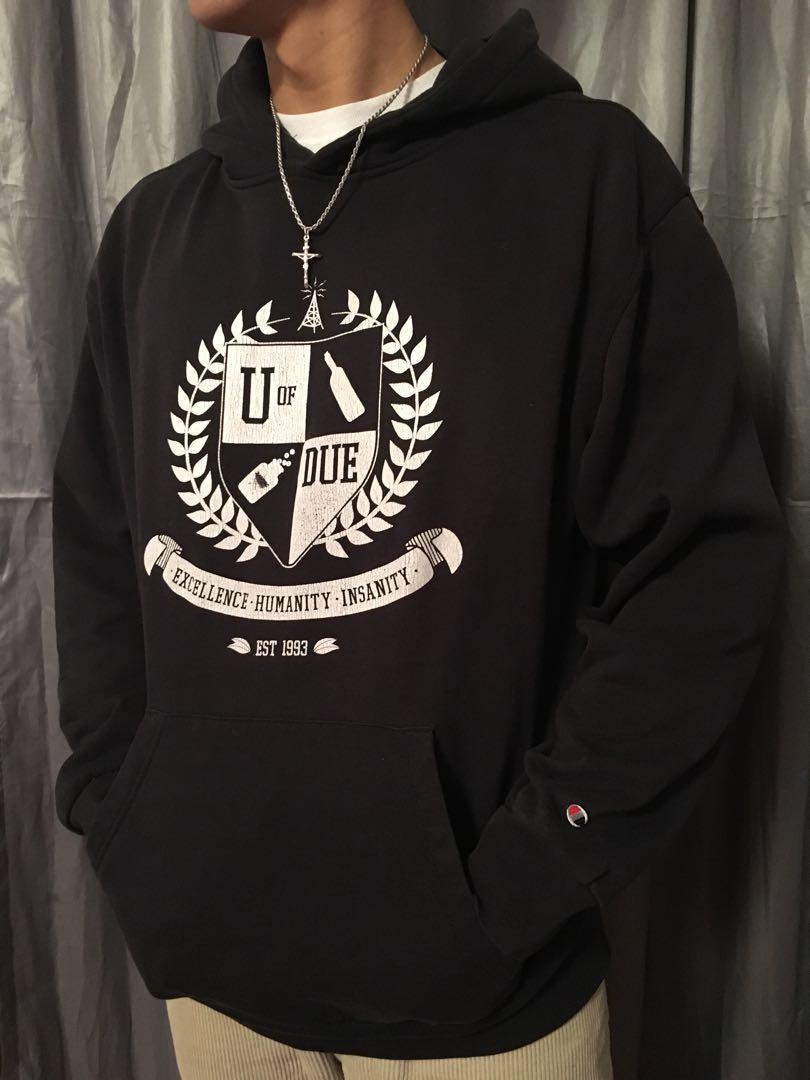 Champion U of Due hoodie