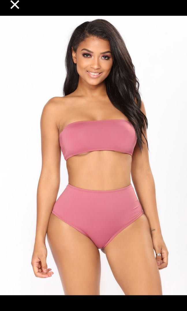 3bb63617556 Fashion Nova The Perfect Tan Bikini