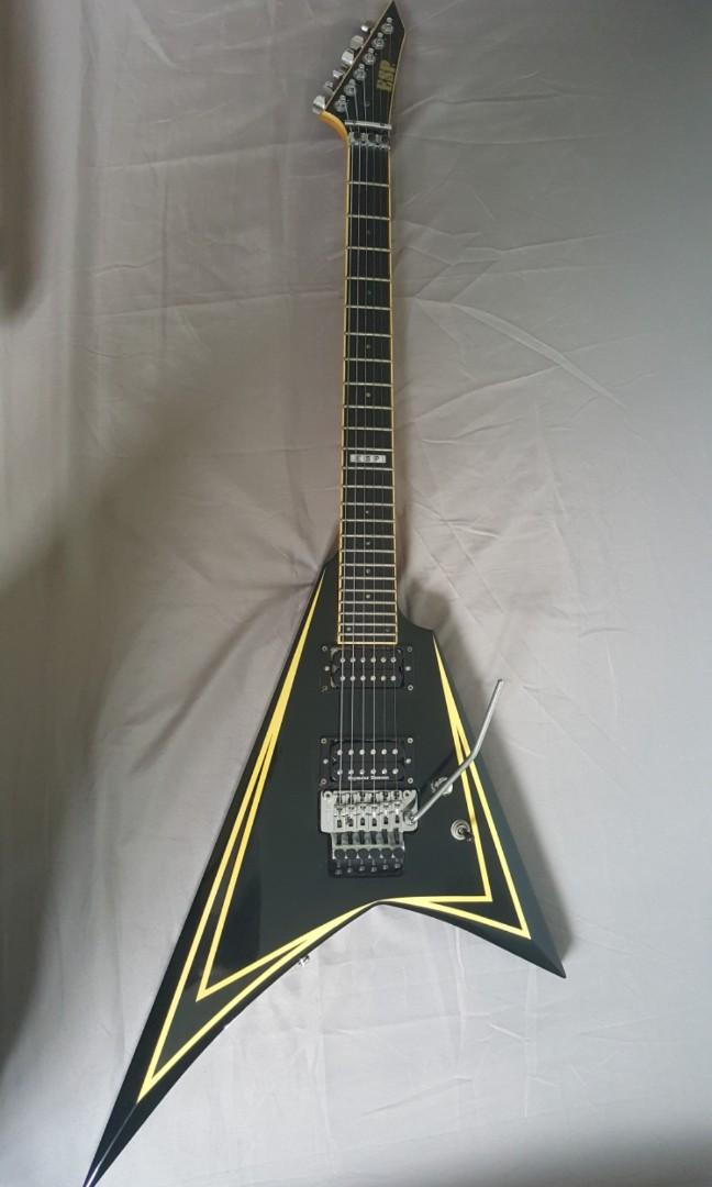 FOR SALE/TRADE - ESP SV with Seymour Duncan Pickups, Music