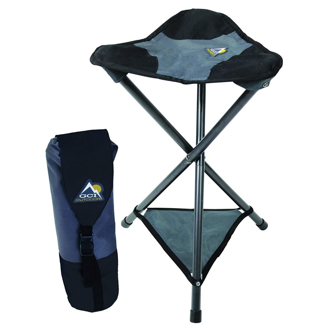 Tremendous Gci Outdoor Packseat Portable Tripod Camping And Sports Stool Foldable Chair Field Chair Machost Co Dining Chair Design Ideas Machostcouk