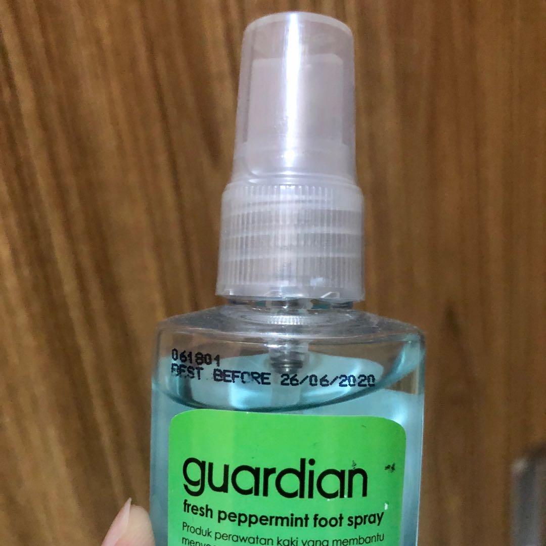 Guardian Foot Spray anti bau kaki