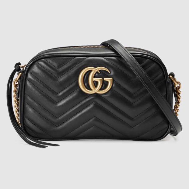 de8474223b9 Gucci GG Marmont small matelasse shoulder bag