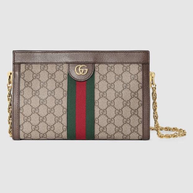 5679d0e0b Gucci Ophidia GG small shoulder bag beige, Luxury, Bags & Wallets ...