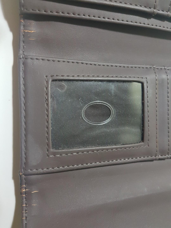 Guess Women's Medium Navy Leather Wallet